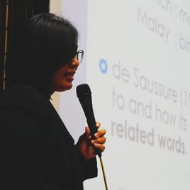 Dr. Ang - Semantics & Pragmatics Class