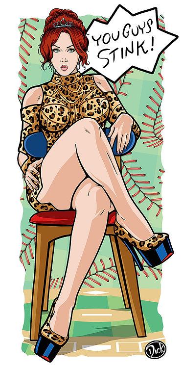 Rachel Phelps - 9x18 Print