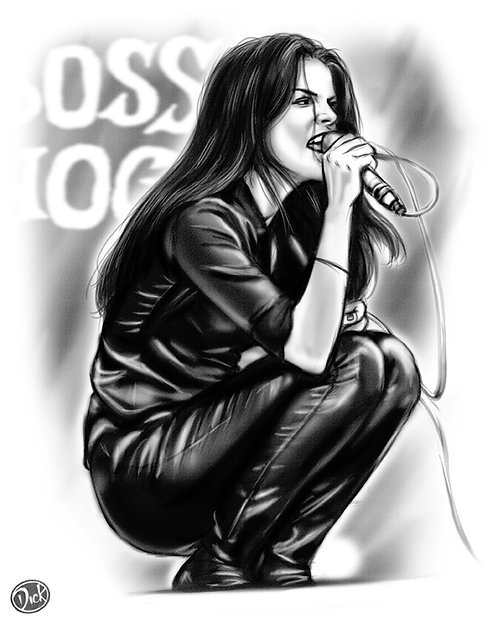 Cristina Martinez 8x10  Print