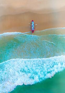 Mooloolaba Surf Boat