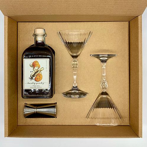 Gift Box ( Hanky panky pepe nero )