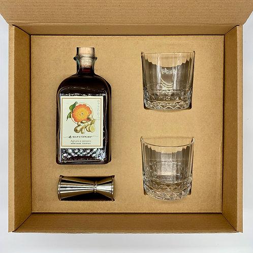Gift Box ( Americano agrumi e zenzero )