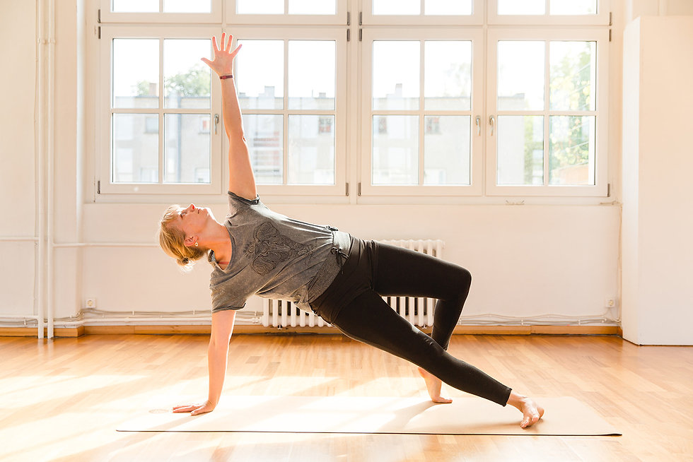 Yoga Ausbildung Berlin