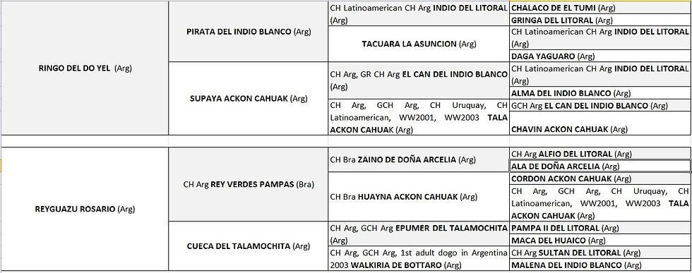 Gaucha del Do Yel