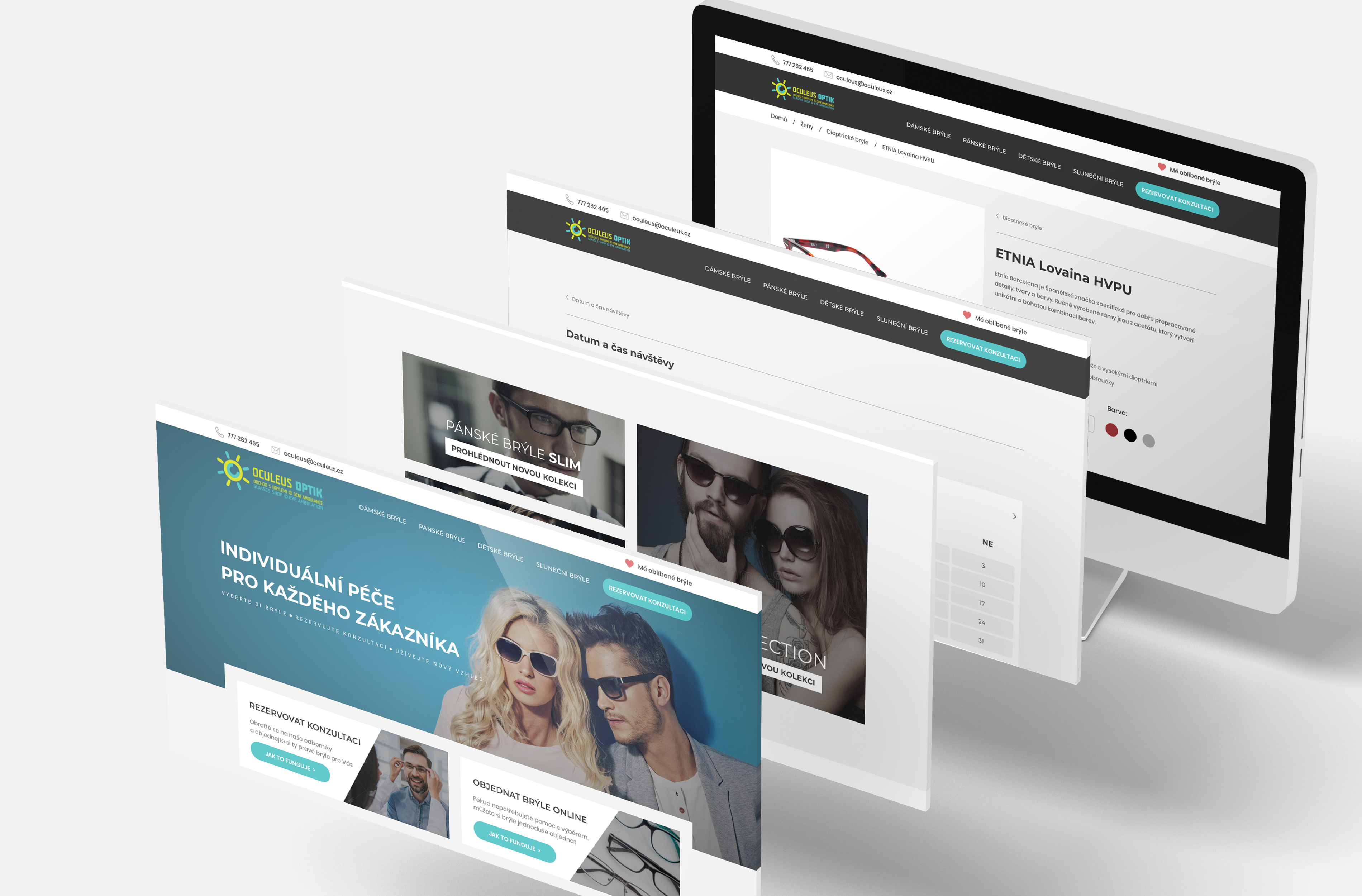 Redesign Oculeus optik