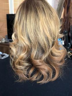 Highlights + Curls
