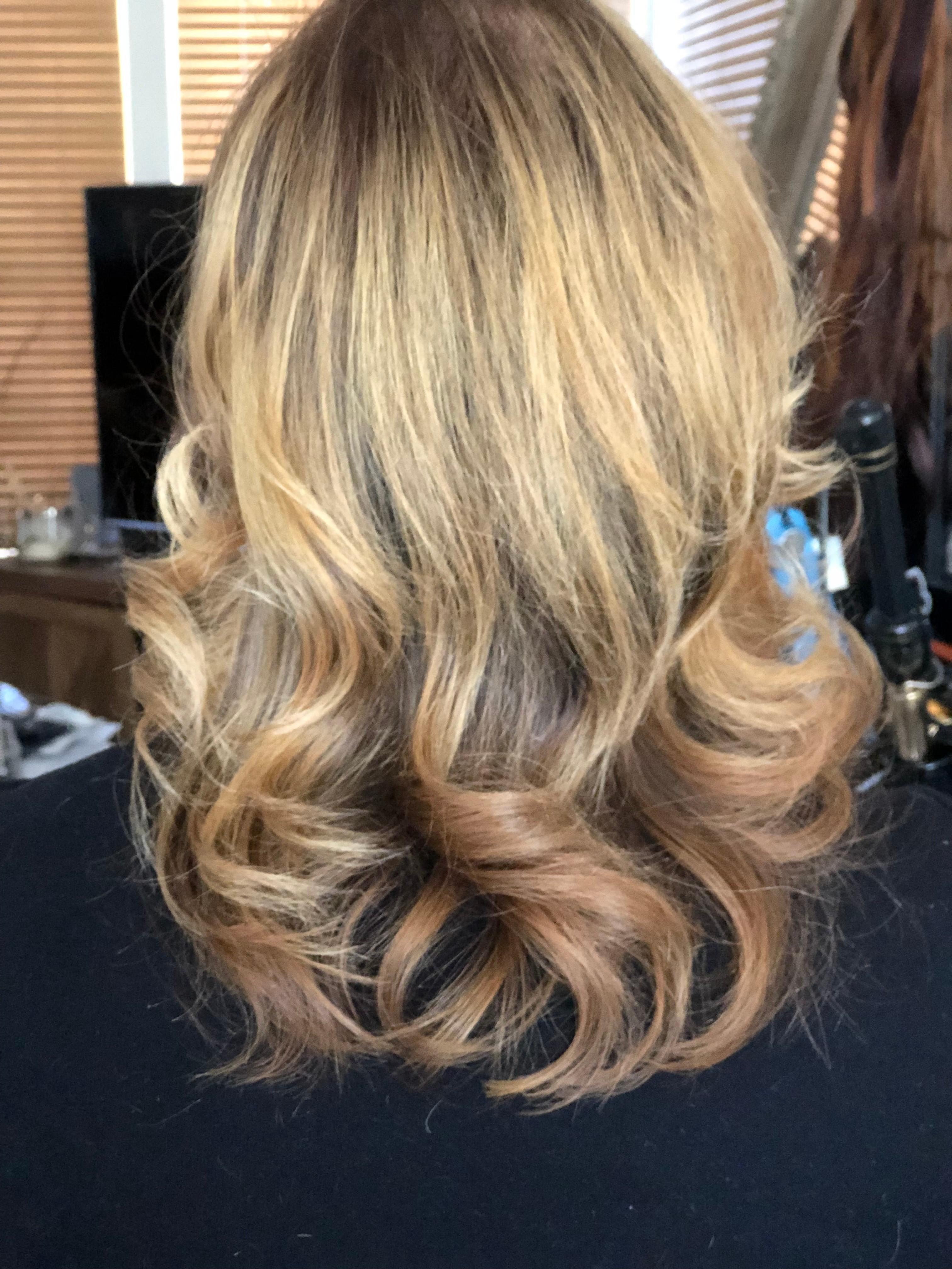 Hair Cut + Blow Dry