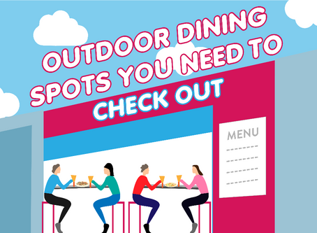New York Outdoor Dining Spots You NEED To Check Out