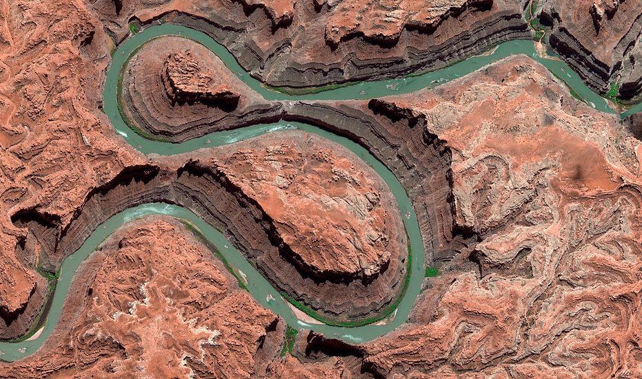 Canyonland, USA