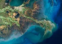 Mississippi River Delta, USA