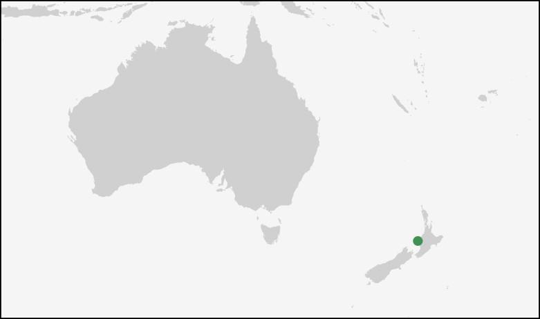 Mount Taranaki is located on New Zealand's norther island