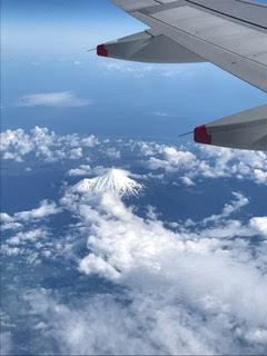 It is said that when the peak of Mount Taranaki is covered in clouds, he is crying for his lost love