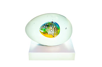 Mikael Kenlind Graal Egg of Life