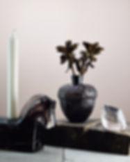 Glasbruket Vas Vitreum ekollonvas