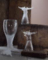 älgglas vin snaps
