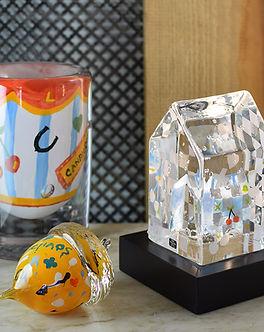 Mikael Kenlind konstglas glaskonst glasb
