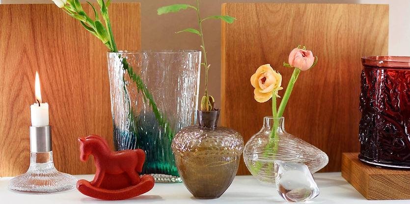 Interiör inredning design Vas Vitreum
