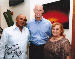 Florida Governor Scott 2015 Nations