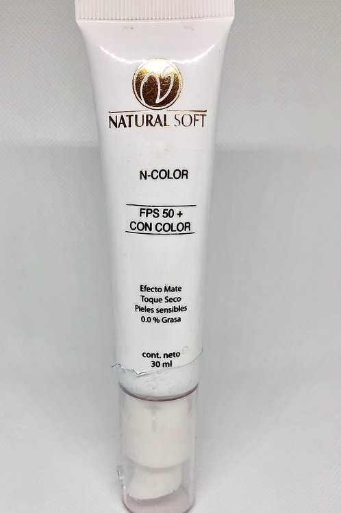 NATURAL SOFT N-COLOR