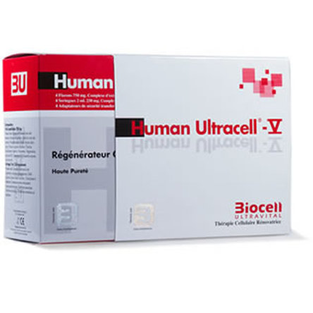 HUMAN ULTRACELL VG (4 Viales)