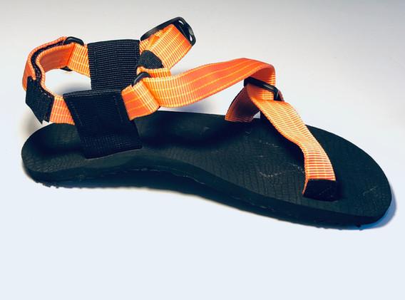 custom fit orange HERO