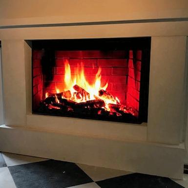 Avolier | Fireplace