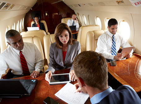 Why Do Companies Rely on Business Aviation?