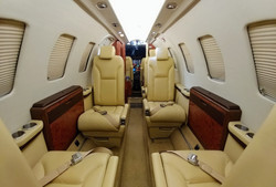 1992 Citation II interior