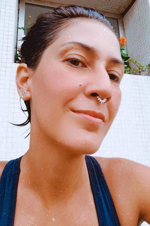 Piercing fake Nariz