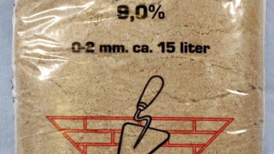 Strandmørtel 9% til fine mureropgaver, 15L