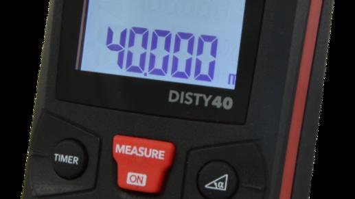Futech Line Disty 40 - Laserafstandsmåler