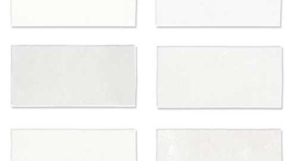 WOFE Fez White Mat 6,25 x 12,5 cm