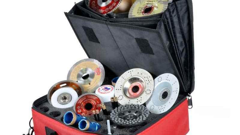 Montolit Opbevaringstaske til diamantværktøj