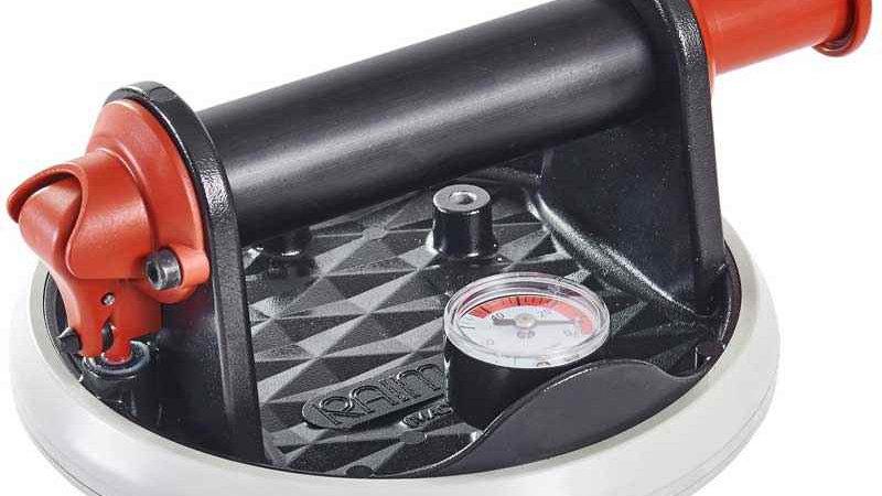 Construx Vakuum sugekop med manometer