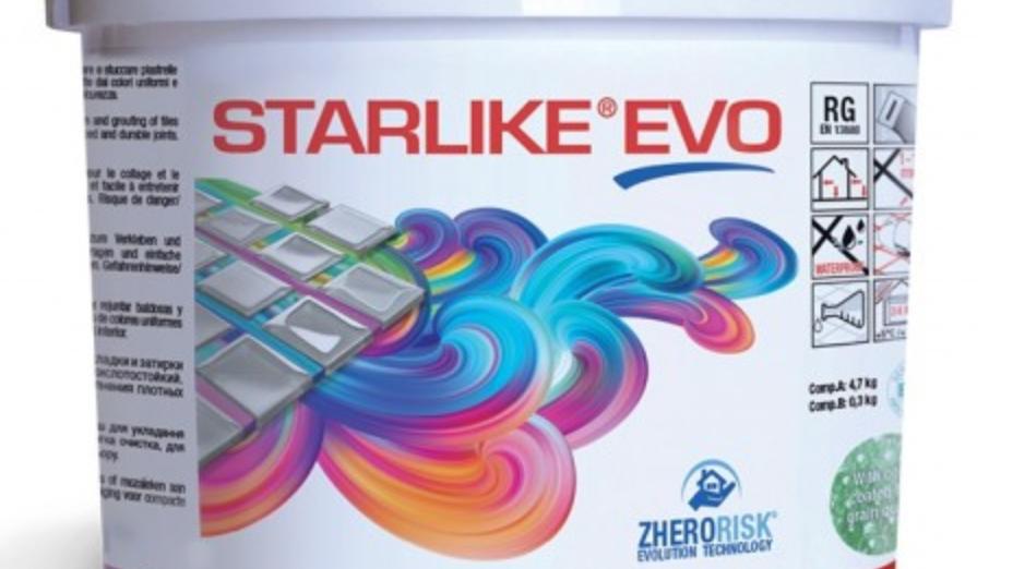Litokol Starlike EVO Epoxyfuge, 2,5kg