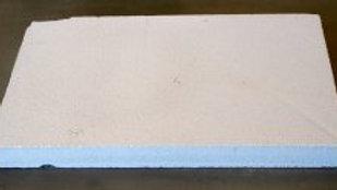 Gasbeton plade 50 mm 40x60 cm
