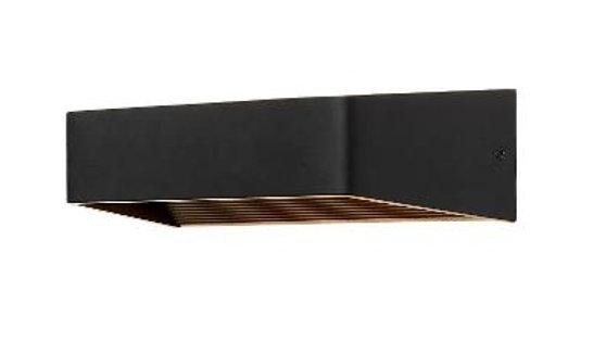 Væglampe Scala, sort