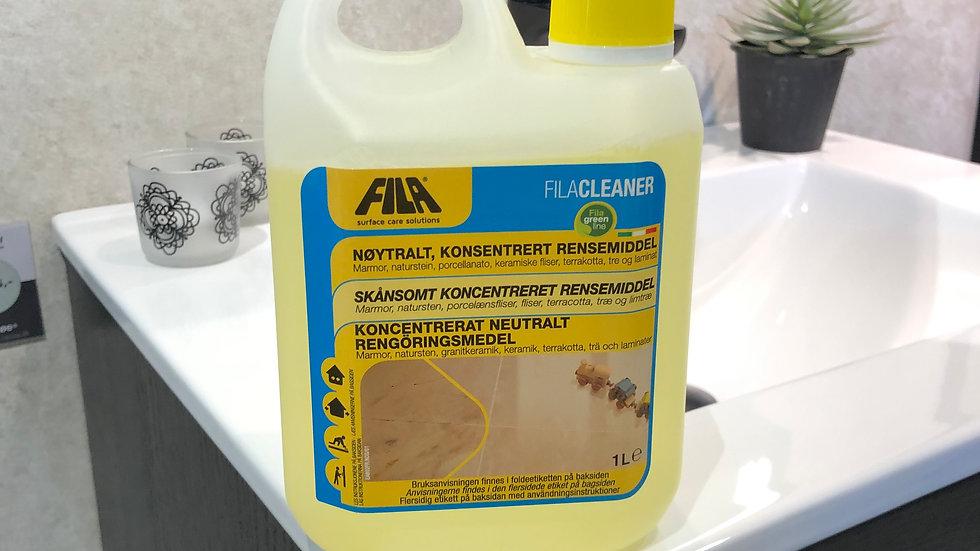 Filacleaner, Rengøringsmiddel til gulve, 1L
