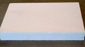 Gasbeton plade 75 mm 40x60 cm