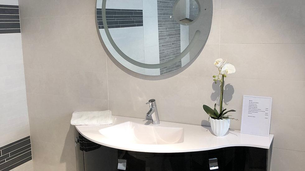 Eksklusivt badeværelsemøbel fra Italien