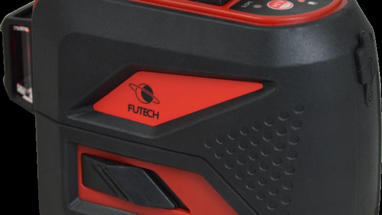Futech MCD3 Red Compact Li-ion Promo - 3D krydslasere