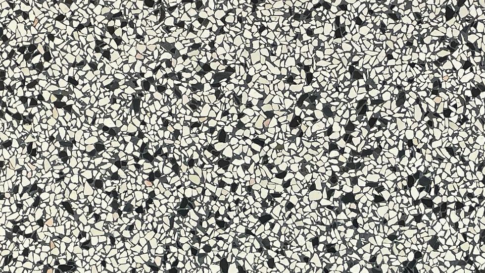 Terazzo flise, Amsterdam, 40x40x1,5cm