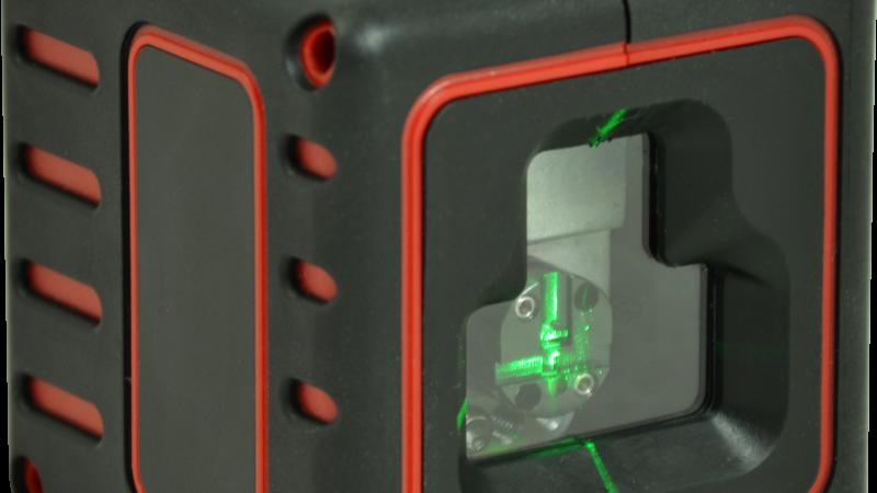 Futech Dice 2 Green - linjelasere