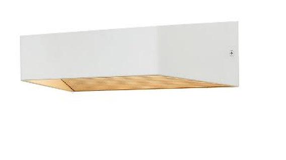 Væglampe Scala, hvid
