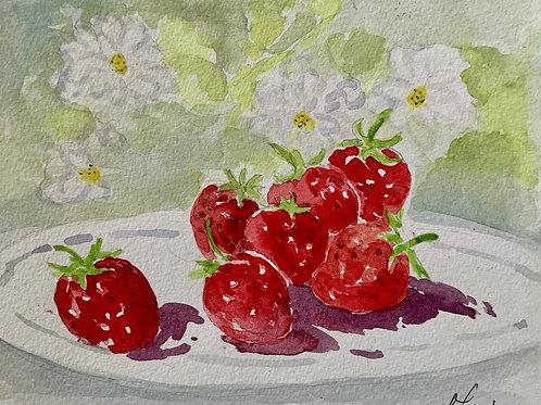 Strawberry Season I