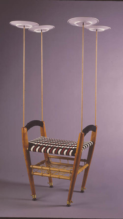 Plate Spinning Chair