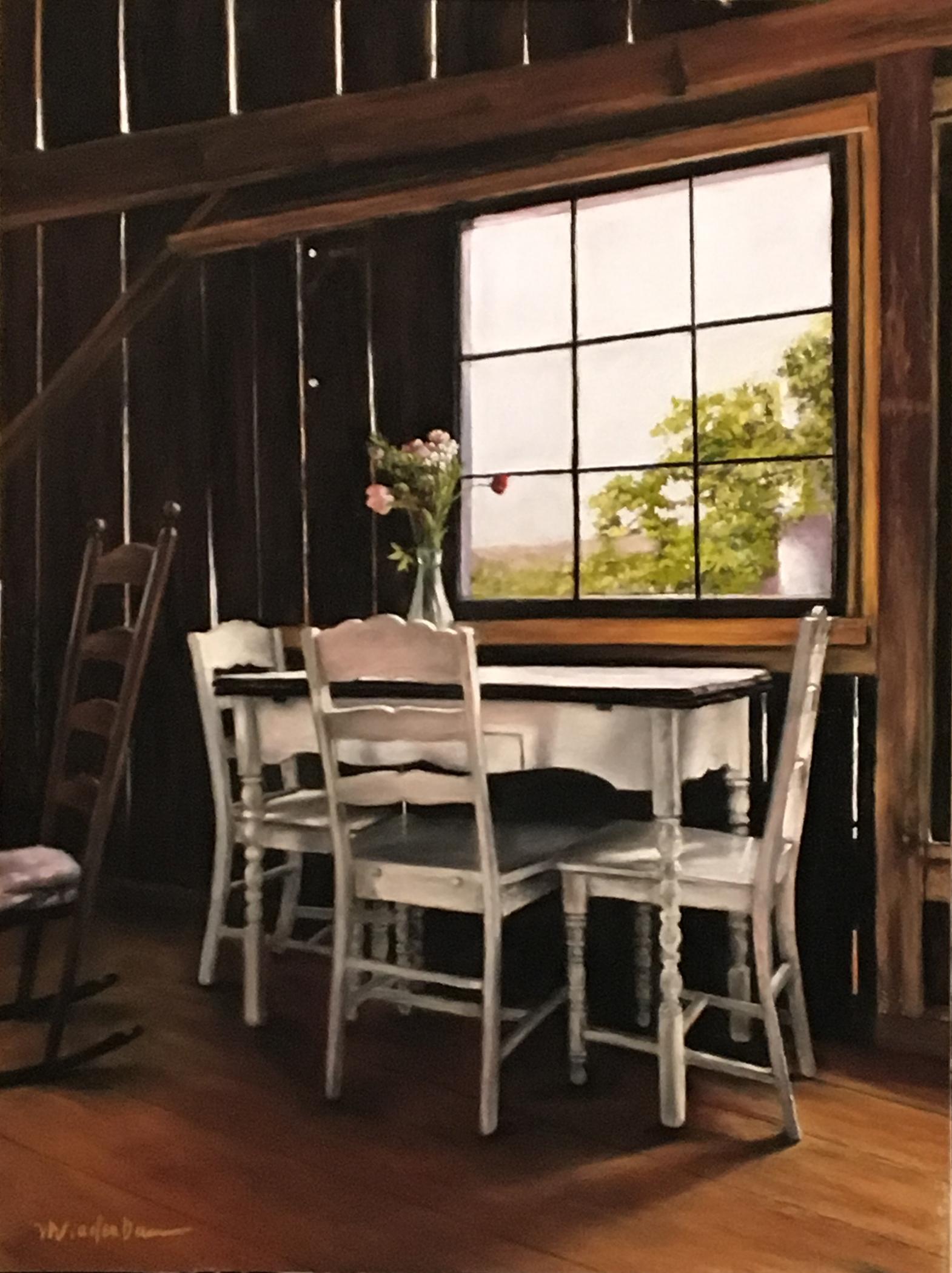 Interiors 1, Elaine's Table