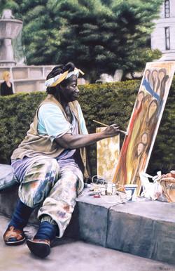 The New York Artist