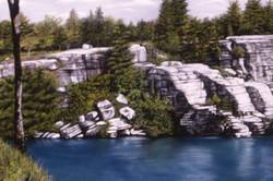 Minnewaska Cliff