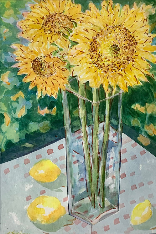 Sunflower Season II